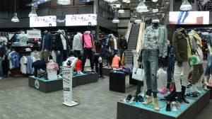 magasin de vêtements à Saint Etienne