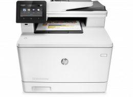 imprimante laser multifonctions couleur